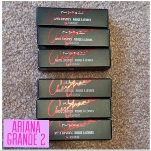 (6) MAC Ariana Grande lipstick Viva Glam